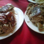 Photo taken at CnT Lechon by Jamin L. on 3/10/2012