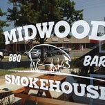 Photo taken at Midwood Smokehouse by Mark F. on 6/28/2012