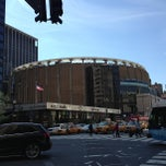 Photo taken at Madison Square Garden by Marilena C. on 4/21/2013