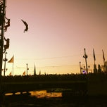 Photo taken at Bellevueplatz by Marc D. on 7/7/2013