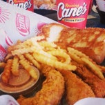 Photo taken at Raising Cane's by Shaun A. on 4/21/2013