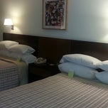 Photo taken at Four Points by Sheraton Montevideo by Andrés G. on 5/7/2013