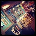 Photo taken at Wahoo's Fish Taco (Encinitas) by Bridget A. on 6/1/2013