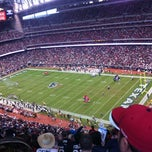 Photo taken at Reliant Stadium by Katy on 12/16/2012