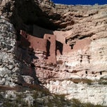 Photo taken at Montezuma Castle National Monument by Hans-Henrik T O. on 11/24/2012