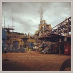 Photo taken at THPAL Plant Site by Davey G. on 5/19/2014
