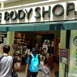 Photo taken at The Body Shop by bayu a. on 3/2/2013