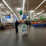 Photo taken at Walmart Supercenter by DC B. on 1/23/2013