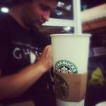 Photo taken at Starbucks by Aaron G. on 11/3/2012