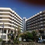 Photo taken at Hotel Meliá Alicante by MuratKan on 9/23/2012