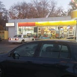 Photo taken at Shell by Michael D. on 11/12/2014
