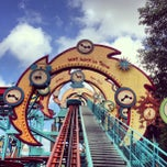 Photo taken at Primeval Whirl by Adolfo C. on 5/30/2013