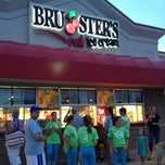 Photo taken at Bruster's Ice Cream by Adam I. on 7/27/2013