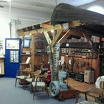 Photo taken at Richardson Maritime Museum by Joe B. on 12/30/2012