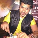 Photo taken at Wah Bollywood by  Gautam Bhalla  on 1/21/2013