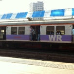 Photo taken at Lower Parel Railway Station by Deepak S. on 1/10/2013