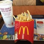 Photo taken at McDonald's by Liriuska G. on 1/13/2013