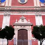Photo taken at Iglesia del Salvador by Daniel L. on 6/27/2013