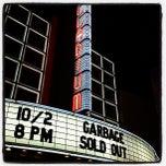"""Photo taken at Hollywood Palladium by Derek """"d☊rewreck"""" Schaefer on 10/3/2012"""
