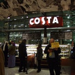 Photo taken at Costa Coffee by Rosaria P. on 2/24/2013