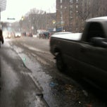 Photo taken at MTA Bus Stop - 41st Ave & 21st St (Q69) by LIL Bri on 2/8/2013