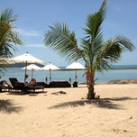 Photo taken at Anantara Lawana Resort & Spa by Araya C. on 6/30/2013