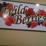 Photo taken at Wild Berries Restaurant by Terri on 10/4/2012
