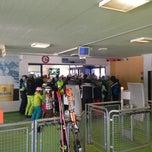 Photo taken at Gotschnabahn Talstation by Yago V. on 3/1/2013