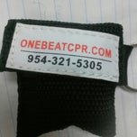 Photo taken at One Beat CPR by Heather L. on 6/1/2013