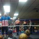 Photo taken at American Legion Post 703 by Michael C. on 4/7/2013