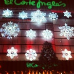 Photo taken at El Corte Inglés by Xavi L. on 12/9/2012
