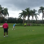Photo taken at Palm Meadows Golf Course by Sue T. on 3/21/2015