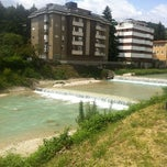 Photo taken at Valdagno by Agnese S. on 5/26/2012