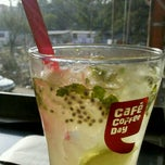 Photo taken at Cafe Coffee Day by Mouna S. on 1/31/2013