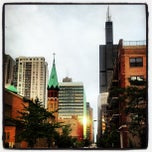 Photo taken at West Loop by Jay R. on 9/20/2013