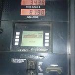 Photo taken at Tierrasanta Town Center Gas by Emily P. on 9/20/2012