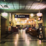 Photo taken at Pacific Central Station by Ando on 5/2/2013