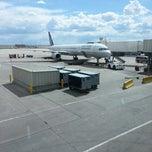Photo taken at Gate B16 by Michael M. on 5/19/2013