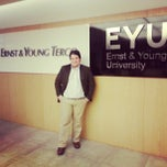 Photo taken at EYU - Ernst & Young University by Alejandro A. on 11/27/2012
