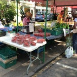 Photo taken at Kings Norton Farmers' Market by Ian V. on 7/13/2013