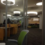 Photo taken at Research Assistance at Snell Library Northeastern University by Totsaporn I. on 10/31/2013
