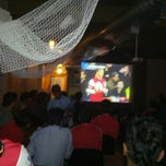 Photo taken at Dug Out Sports Bar by Seyed M. on 3/3/2013