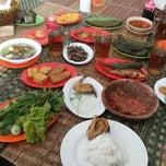 Photo taken at Rumah Makan Ibu Haji Ciganea by sifa l. on 11/23/2014