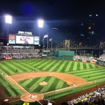 Photo taken at PNC Park by Chelsea B. on 8/31/2013