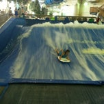 Photo taken at Water Park Of America by Kristin H. on 6/27/2013