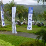 Photo taken at Sentul Highlands Golf Club by Indra Segara H. on 2/17/2013