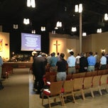 Photo taken at Covenant community church by Chris G. on 4/25/2013