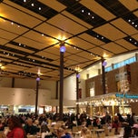 Photo taken at Christiana Mall Food Court by Kevin E. on 12/24/2012