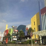 Photo taken at Surabaya Town Square (SUTOS) by yudi s. on 4/27/2013