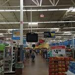 Photo taken at Walmart Supercenter by Chris T. on 2/28/2013